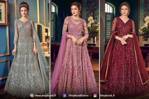 wedding anarkali