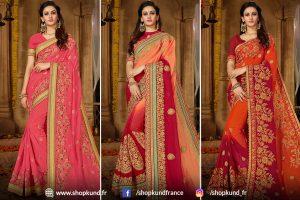 sari mariage